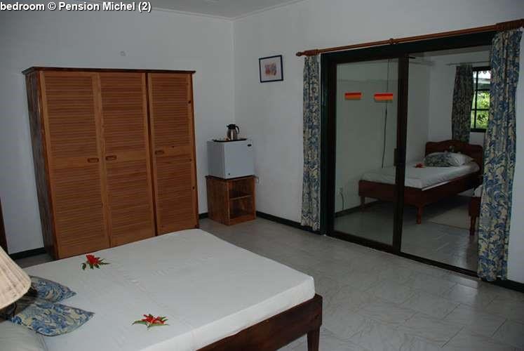 bedroom Pension Michel