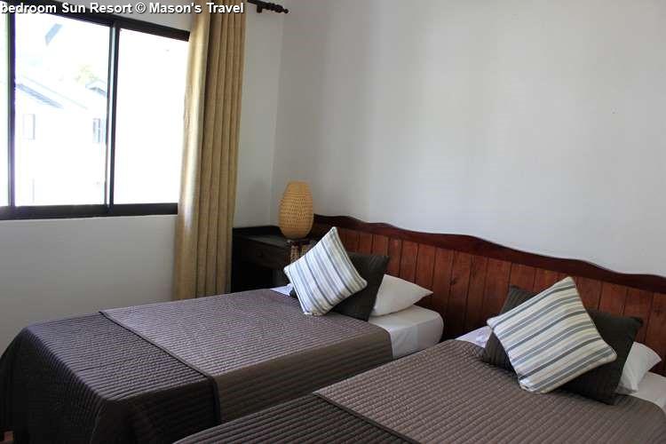 bedroom Sun Resort
