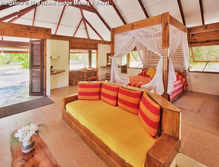 bedroom bungalow Bird Island