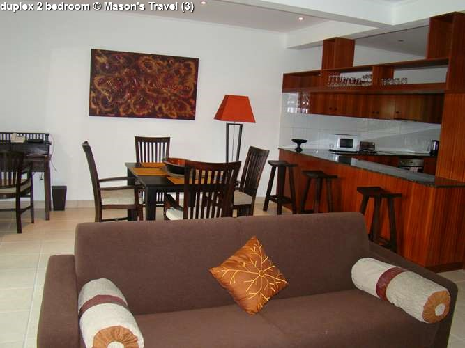 duplex 2 bedroom Hanneman Holiday Residence
