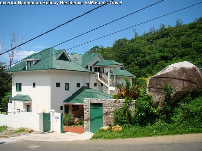 Hanneman Holiday Residence