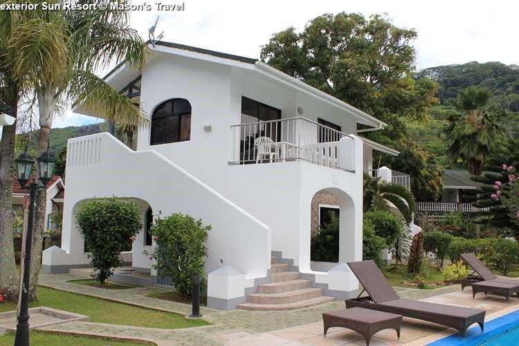 exterior Sun Resort
