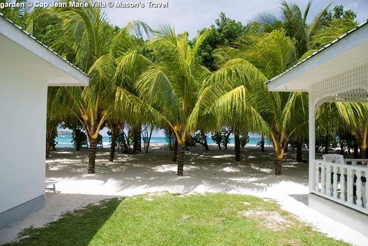 beach Anse Kerlan Cap Jean Marie Villas