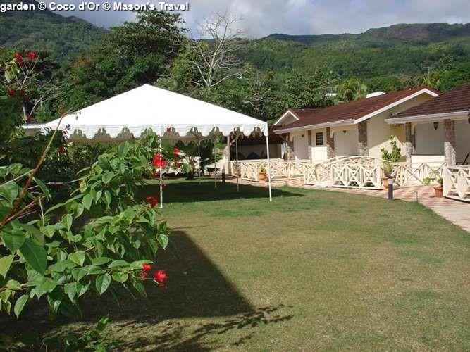 garden Coco d'Or Hotel