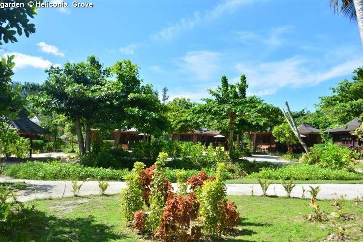 garden Heliconia Grove (Praslin)