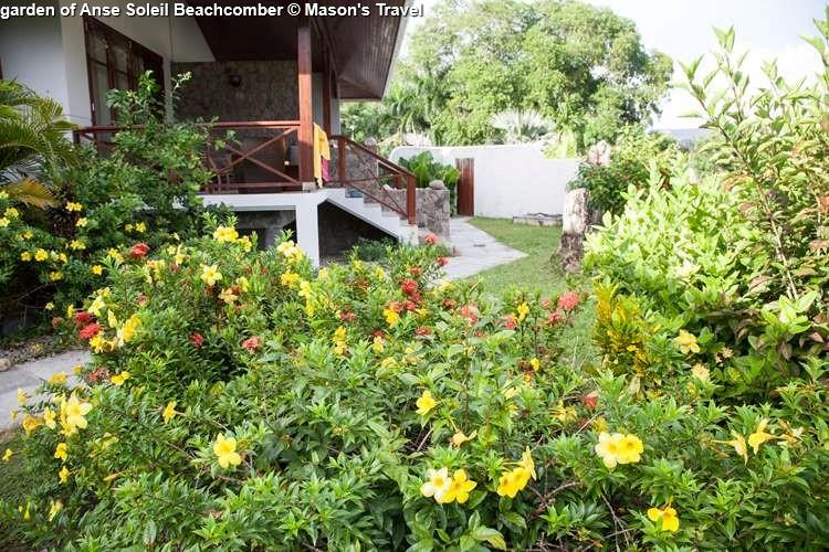 garden of Anse Soleil Beachcomber