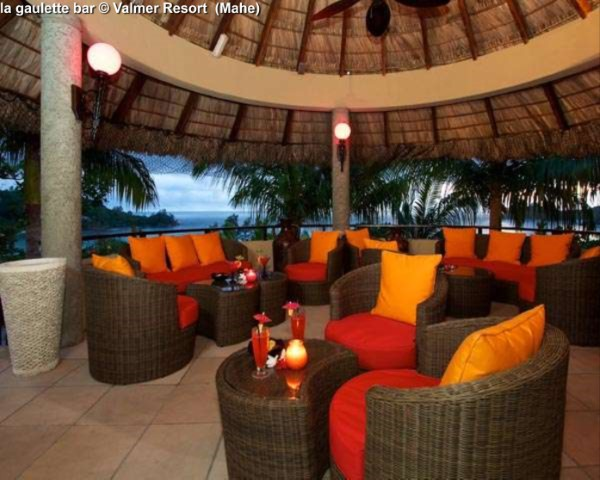 la gaulette bar © Valmer Resort (Mahe)