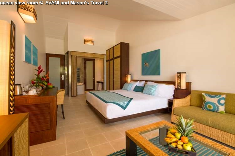 ocean view room AVANI Seychelles Barbarons Resort & Spa