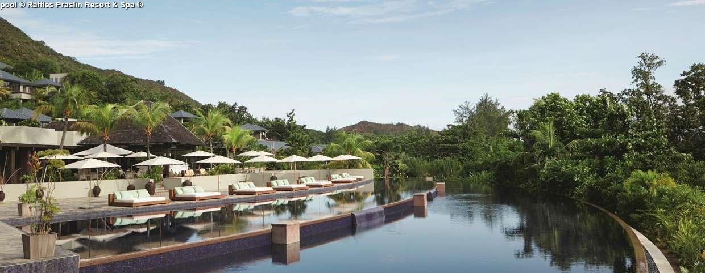 pool © Raffles Praslin Resort & Spa ©