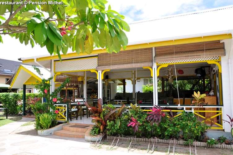 restaurant Pension Michel