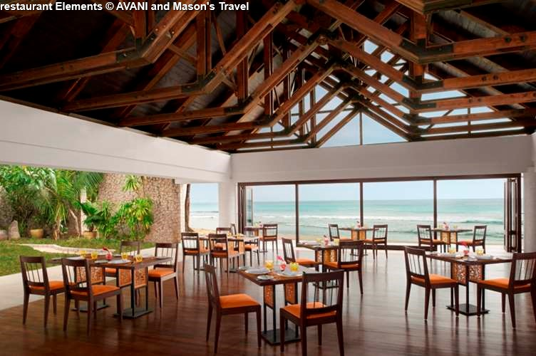 Restaurant Elements AVANI Seychelles Barbarons Resort & Spa