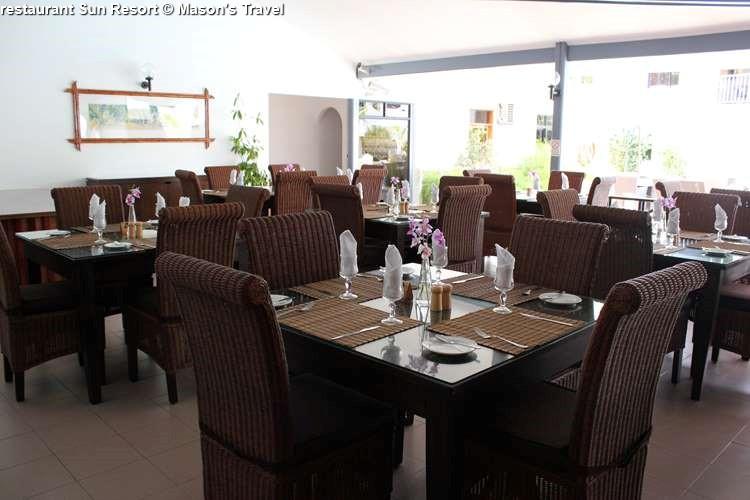 restaurant Sun Resort
