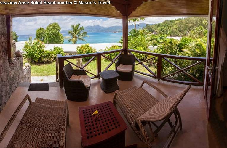 seaview Anse Soleil Beachcomber