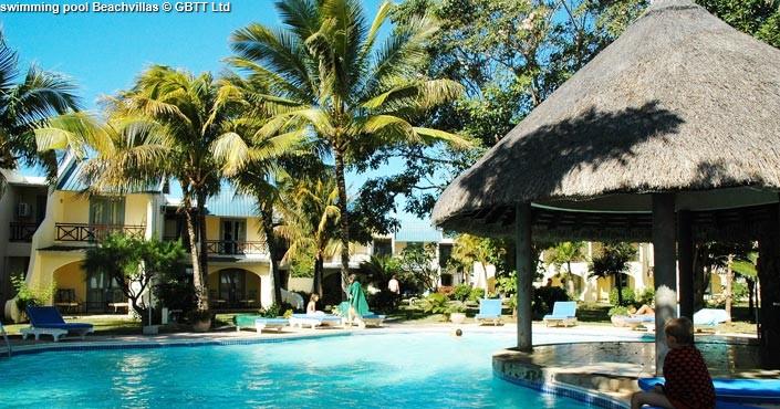 swimming pool Beachvillas