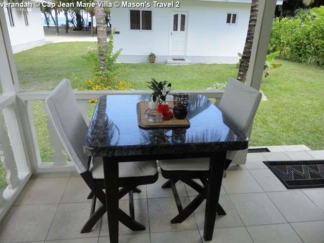 veranda Cap Jean Marie Villas